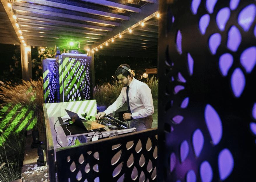 Soundcheck Producciones asegura una pista llena en tu boda