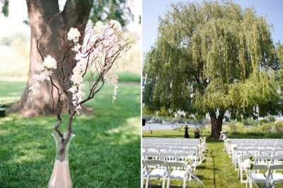 Ślub i wesele na łące - na co zwrócić uwagę?