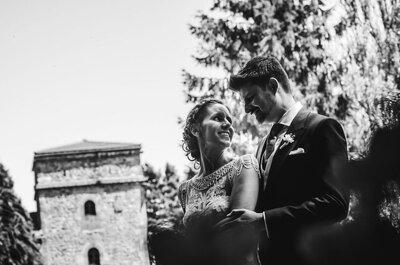 De una boda sale otra: el enlace de Ana y Carlos