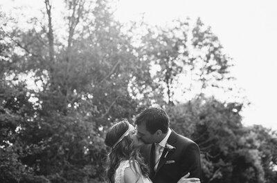El día soñado: la boda de Sara y Javi