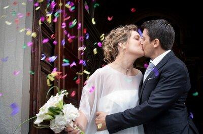 Alessia & Francesco, il resoconto di un matrimonio internazionale