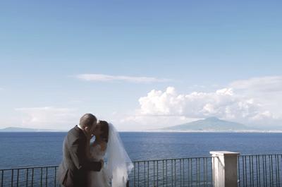 Ecco il video di matrimonio più elegante secondo i lettori di Zankyou