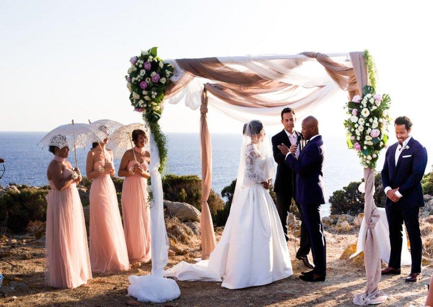 Il vostro matrimonio, la realizzazione di un sogno con l'aiuto di Paola Repetto Consoli
