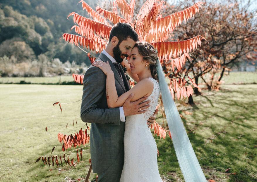Nuestro sueño cumplido: la boda de Cynthia y Miguel