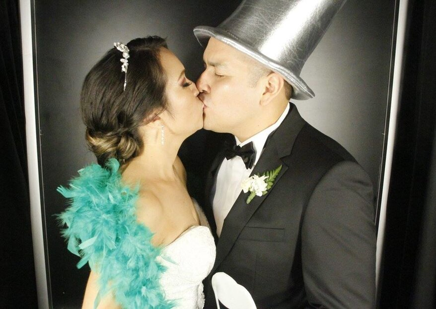 MeP fotocabinas: las fotografías más divertidas y el mejor recuerdo de tu boda para tus invitados