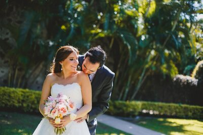 Luciana + Jose María: Romanticismo e ilusión en cada mirada... ¡Conoce esta historia de amor!