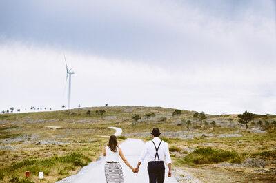 Mónica & Tiago: palavras que chegam directas ao coração!