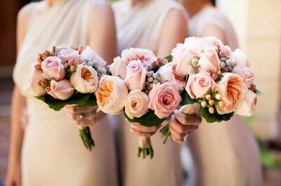 Autenticidad y originalidad en la decoración floral de tu boda gracias a Virginia Florista