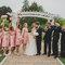 Vestidos en color pastel para tus damas de boda - Foto: Robb Davidson