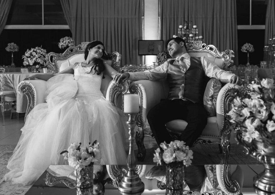 Aprenda a fazer sua sessão de fotos de casamento rapidamente com estas 6 dicas!