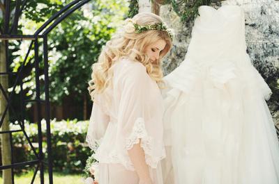 Советы по выбору свадебного платья по типу фигуры