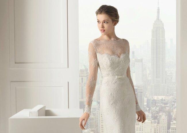 Vestidos de novia para delgadas y bajitas