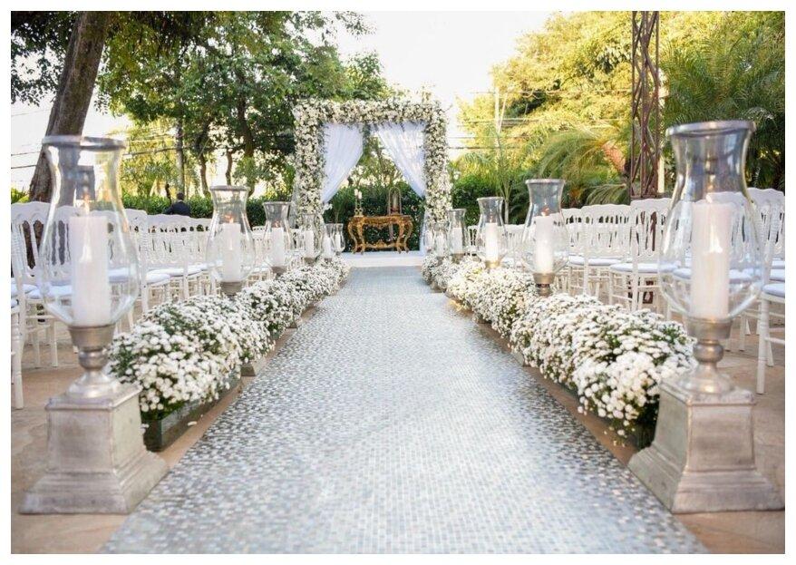 Formato Produções e Eventos: o reflexo da personalidade dos noivos em todos os detalhes do seu casamento.