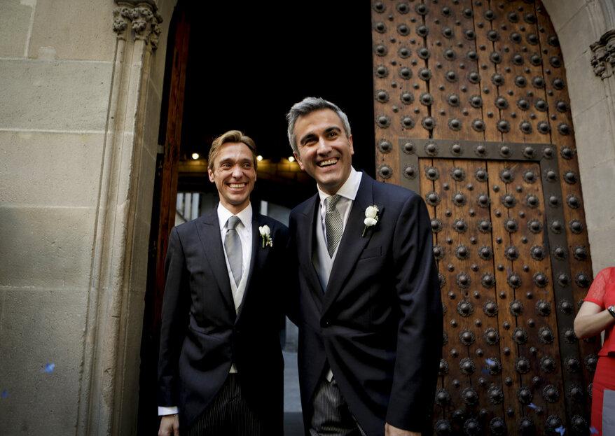 Una boda lírica: el gran día de Joan y Toni