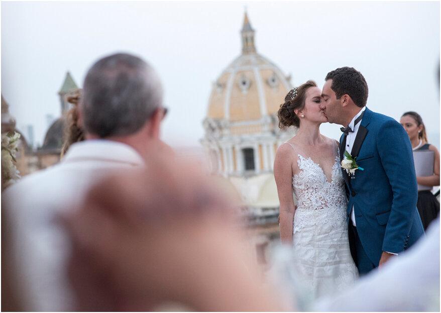 Cómo organizar la mejor boda destino: ¡5 claves te ayudarán a lograrlo!