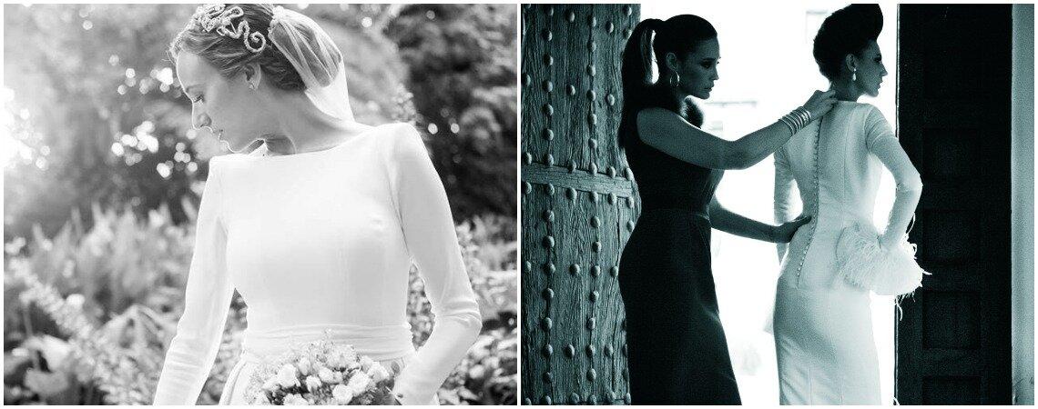 Los 8 mejores dise adores de vestidos de novia de sevilla - Disenadores de sevilla ...