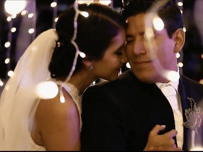 Llegó nuestro día: La boda de Andrea y Samuel