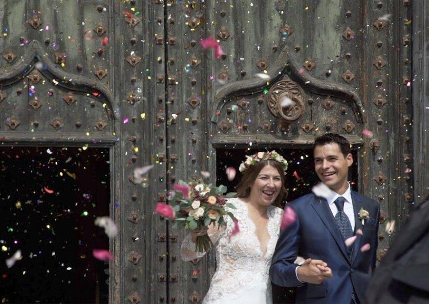 INWeddings: emociones en forma de películas de boda