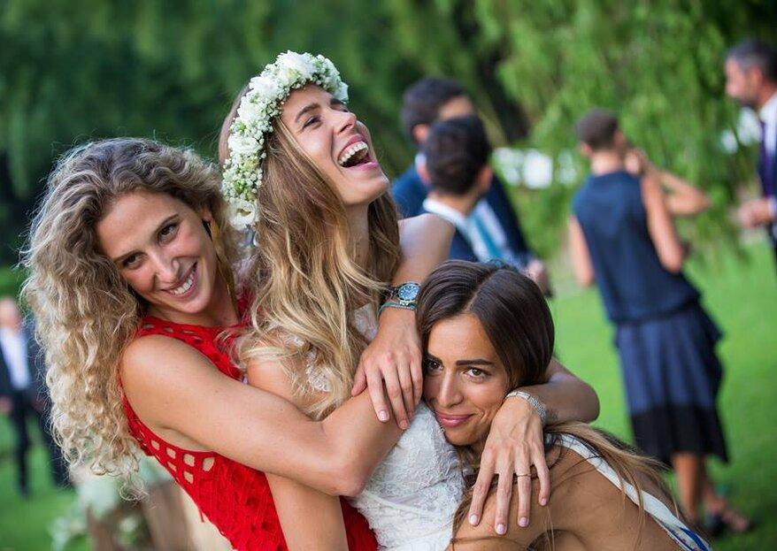 8 momenti in cui la sposa sarà protagonista indiscussa...