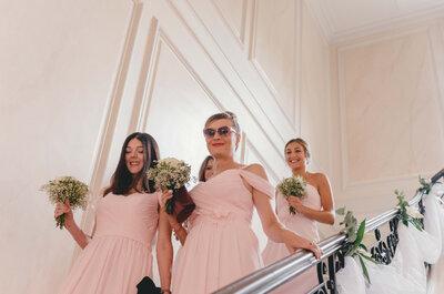 15 choses que les invitées à un mariage oublient le jour J!