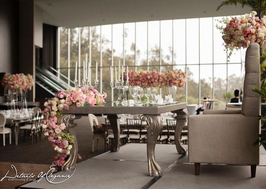 Details of Elegance: comparten el sueño de crear una experiencia perfecta