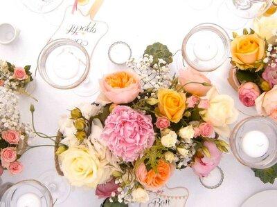 Décoration de mariage en PACA : le Top des prestataires !