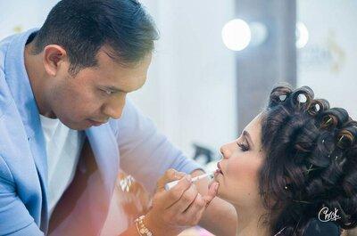 Los 6 mejores estilistas para novias en Barranquilla