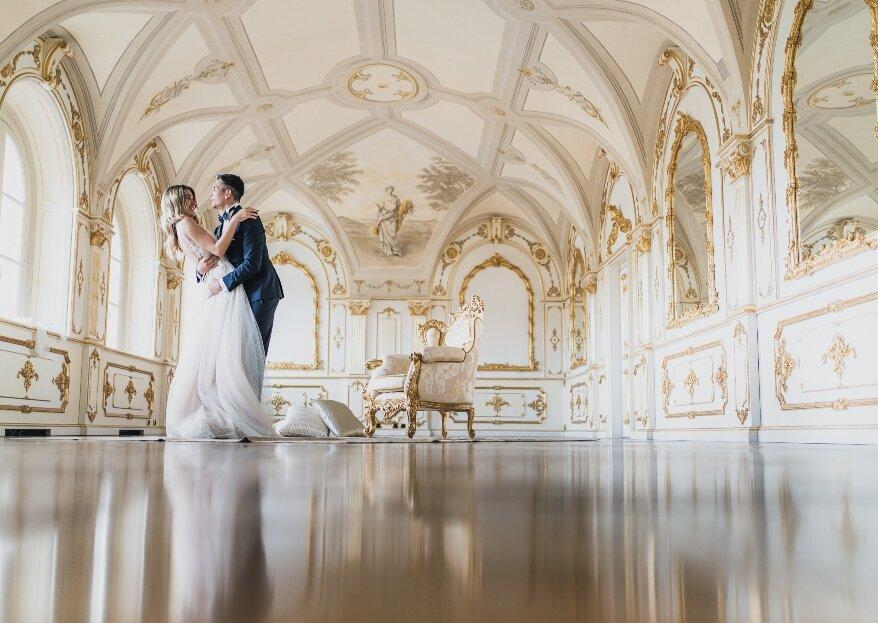 Michela Valcaccia Event Planner cucirà su misura per voi le nozze che avete sempre sognato!