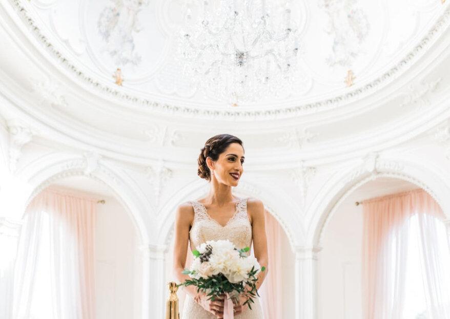 10 fornecedores imprescindíveis para poder ter o casamento com que sempre sonhou