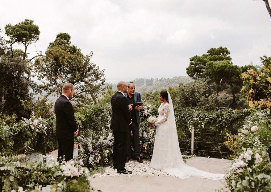 Свадебная флористика 2019: главные тренды и тенденции