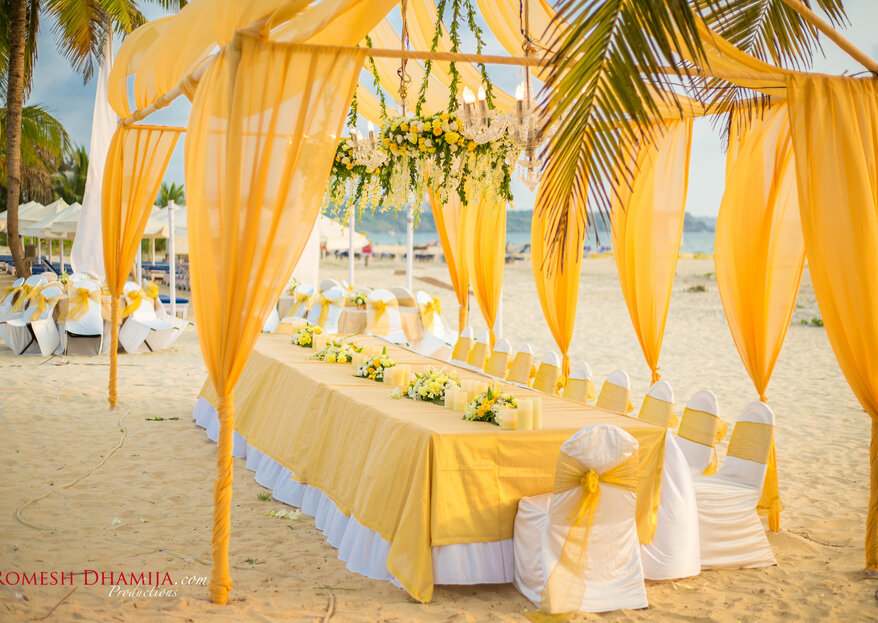 Best Seating Styles For An Indian Wedding