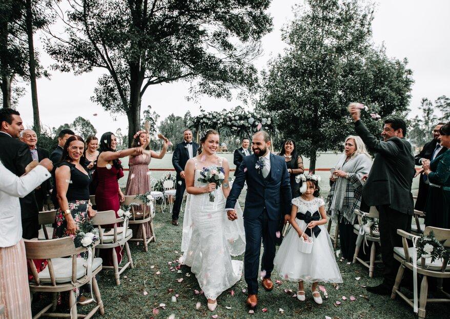 Entre sueños, flores y amor, Alma Event Designer desarrolla al 100% la boda deseada
