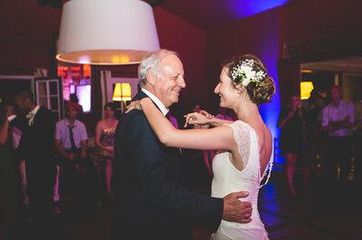 Les meilleures chansons pour une danse père-fille émouvante