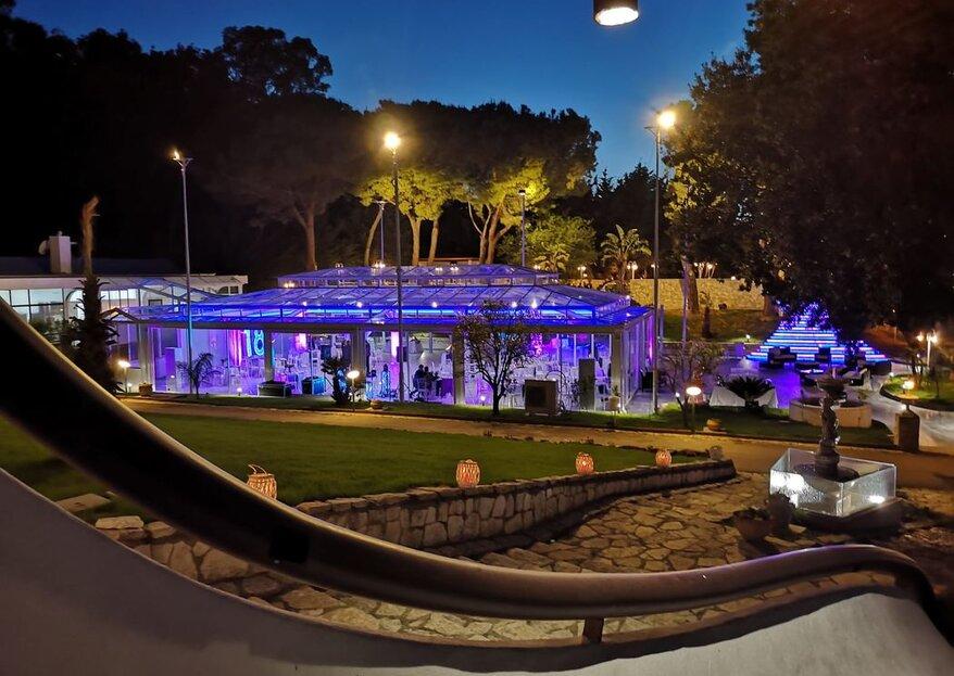 Villa Patrì: la tua location country chic nel cuore della natura palermitana