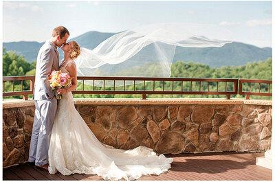 Encantadores ramos de novia para tu boda en 2014