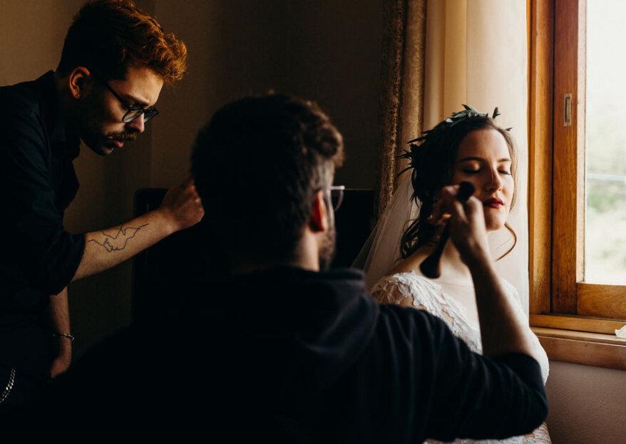 As fadas madrinhas do seu casamento: as make up artists que têm mesmo de conhecer!