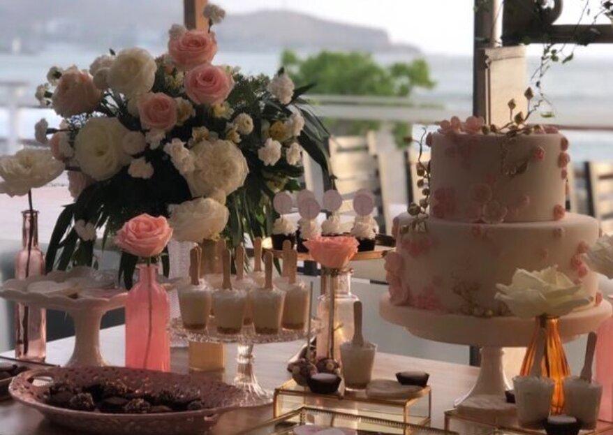 Cristina Bouroncle Wedding Planner: una planeación detallista y una celebración de boda perfecta