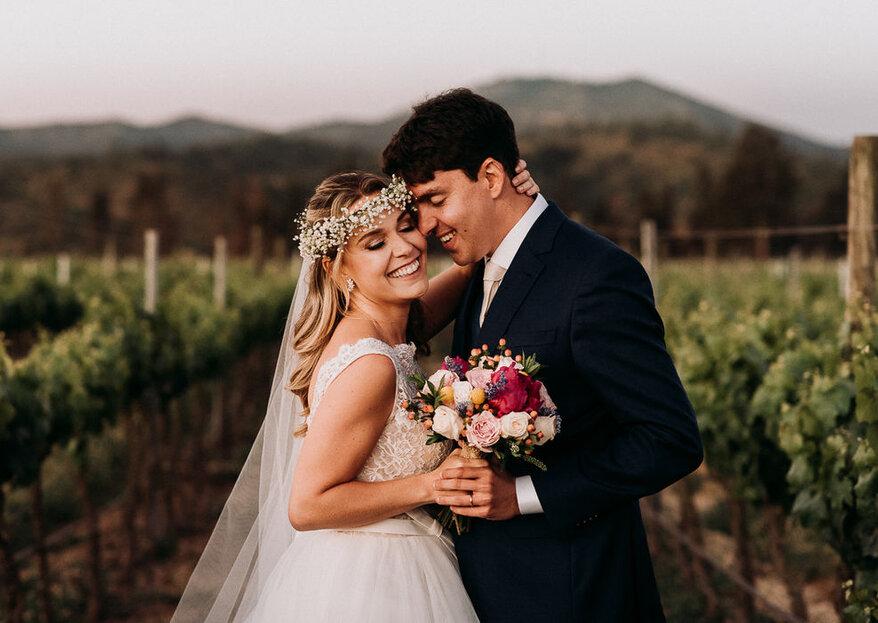 Obtén memorables fotografías de tu matrimonio de la mano de Alejandro Aguilar