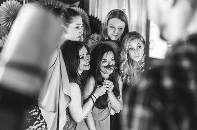 Самый Большой Девичник в Shishas Lounge Bar собрал всех невест Москвы