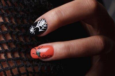 Tendencias para tus uñas en Halloween: ¡Estos son los colores y diseños que están de moda!