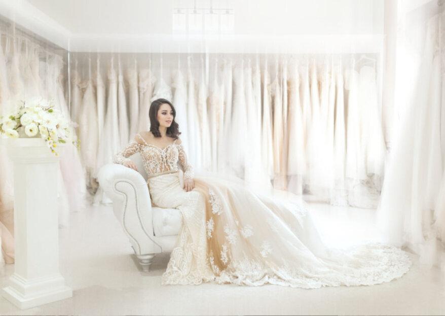 06ef3fb04 ¿Cómo elegir el tipo de escote de mi vestido de novia