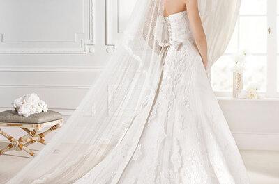 Vestidos de noiva deslumbrantes de La Sposa 2015 para todos os estilos