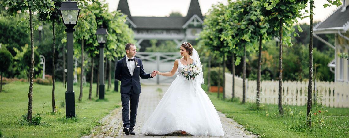 Слияние традиций: свадьба Софьи и Оника