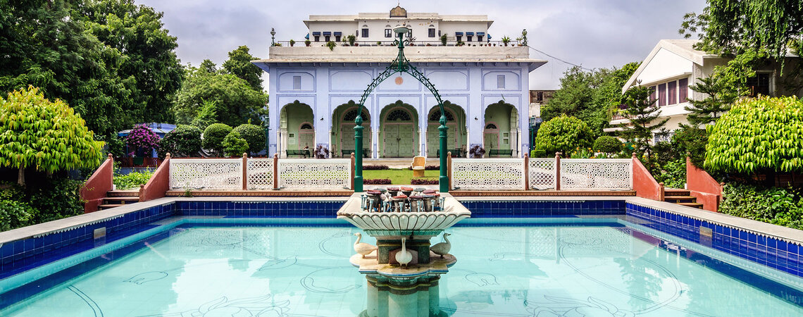 Top 5 Stunning Palaces For A Luxury Wedding In India
