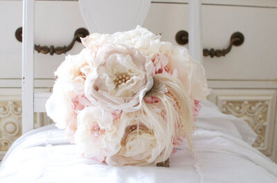 Un bouquet original... sans fleurs!