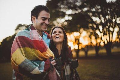 7 lugares pouco habituais (mas deliciosamente românticos) para um encontro...