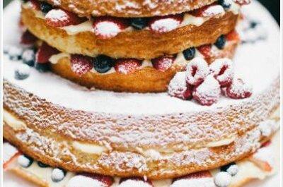 A evolução dos bolos de casamento: dos modernos aos clássicos