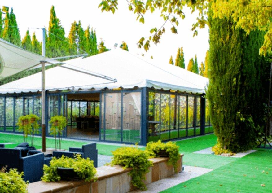 El Jardín de Tegueste: un espacio mágico para bodas en plena naturaleza