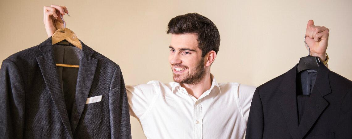Cómo conservar el traje de novio o invitado. ¡Larga vida a tu diseño especial!