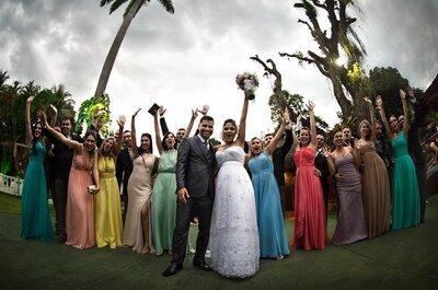 Manual do convidado gente boa: 15 gafes que você NÃO pode cometer em um casamento!